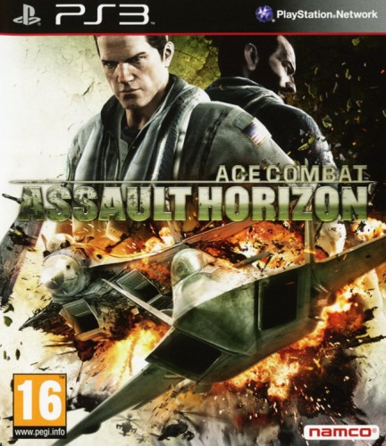 ace combat assault horizon, test