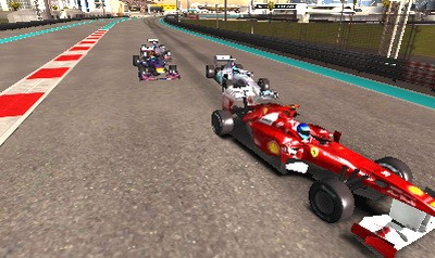 test,f1 2011,codemasters,voitures