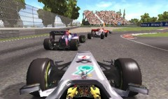 test,f1 2011,3ds,codemasters,voitures
