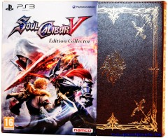 déballage,soul calibur 5,collector,namco