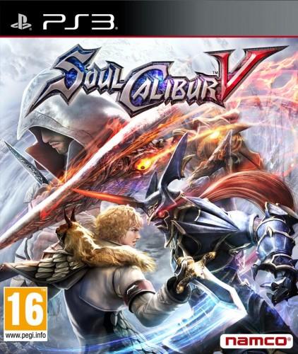 Soul Calibur 5, jaquette
