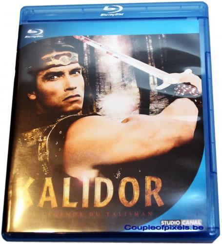Kalidor, red sonja