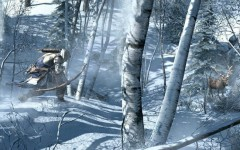 AC3, Assassin's Creed 3, Connor, screenshots