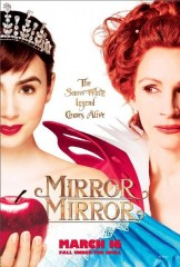 Cinéma, blanche neige, mirror mirror, snow white and the huntsman, blanche neige et le chasseur