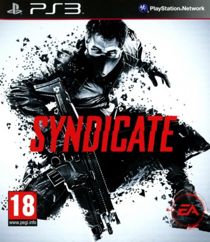 syndicate, jaquette, ps3