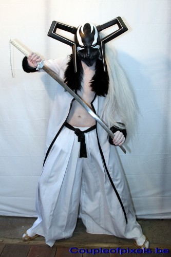 Ishigo Vasto Lorde, Bleach, cosplay, Made in Asia 2012