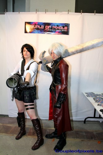 Lady, Dante, Devil May Cry, Cosplay, Made in Asia 2012
