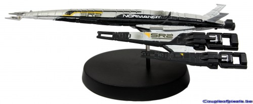 mass effect 3,mass effect,normandy,figurine