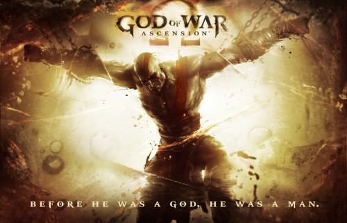 god of war ascencion, god of war, kratos