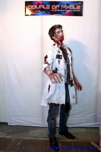 Resident Evil Doctor, Cosplay, Made in Asia 2012