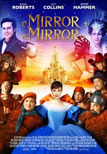 blanche neige, mirror mirror, cinéma, critique