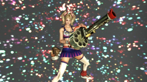 lollipop chainsaw,interview,producteur,warner bros