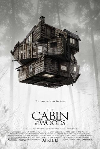la cabane dans les bois, concours, cinéma