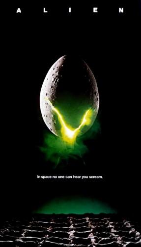 alien,ridley scott, affiche