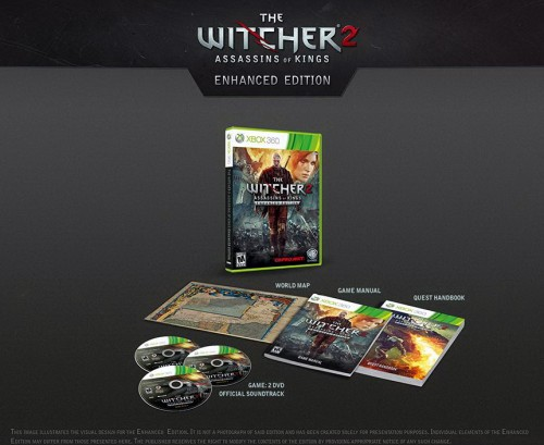 concours,the witcher 2,gagner,goodies