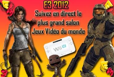 e3 2012,vie du blog