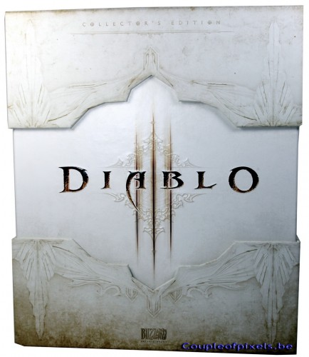 déballage,diablo 3,collector,blizzard