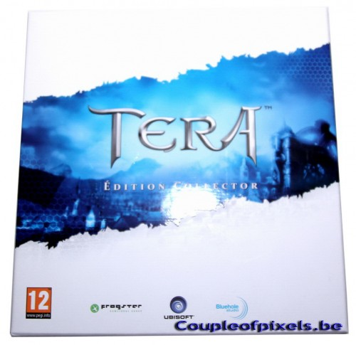 tera,collector,déballage