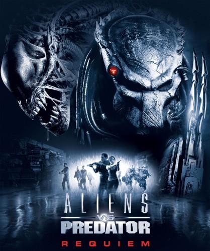 alien vs predator, affiche