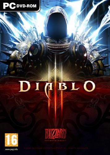 Diablo 3, jaquette
