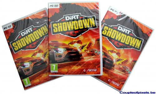 concours,gagner,dirt,dirt showdown,codemasters