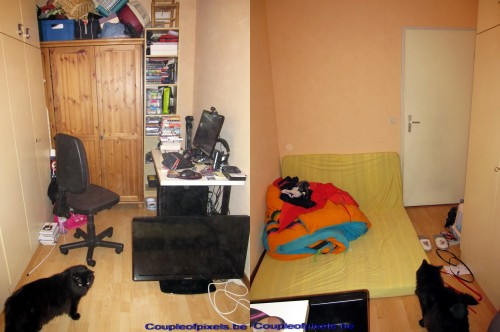 gaming room,vie du blog