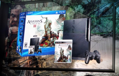 e3 2012,sony,playstation,conférences,the last of us,god of war ascencion,assassin's creed 3