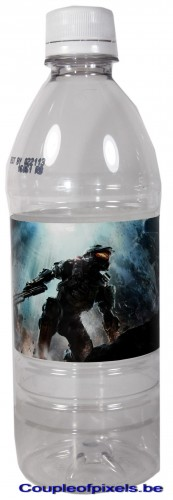 e3 2012,goodies,bouteille halo 4