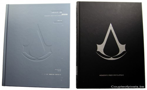 e3 2012,goodies,encyclopédie assassin's creed