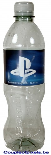 e3 2012,goodies,bouteille playstation
