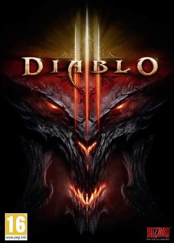 Diablo 3, jaquette, PC