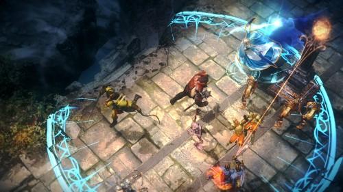 e3 2012,preview,gardiens de la terre du milieu,guardians of middle earth,warner