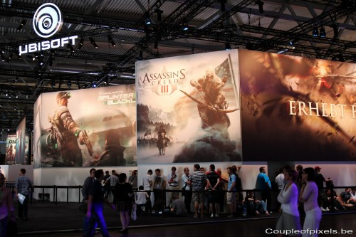 gamescom 2012, ubisoft