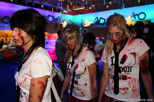 gamescom 2012,zombiU
