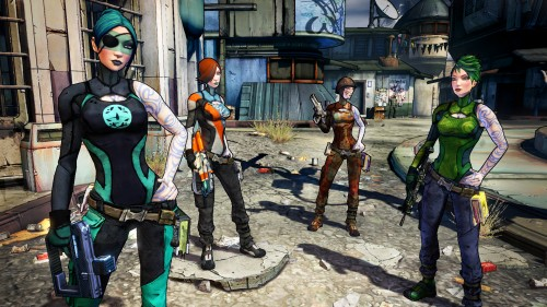 preview,gamescom 2012,borderlands 2,2k games