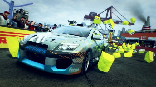 dirt,dirt showdown,codemasters,rallye,test