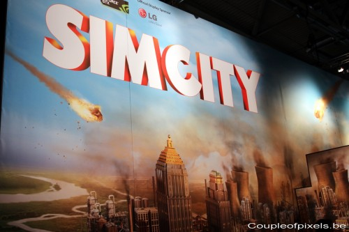 gamescom 2012,sim city