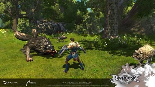 raiderz,preview,gamescom 2012,gameforge