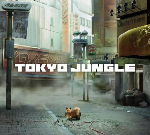 tokyo jungle,test,psn,sony,ps3