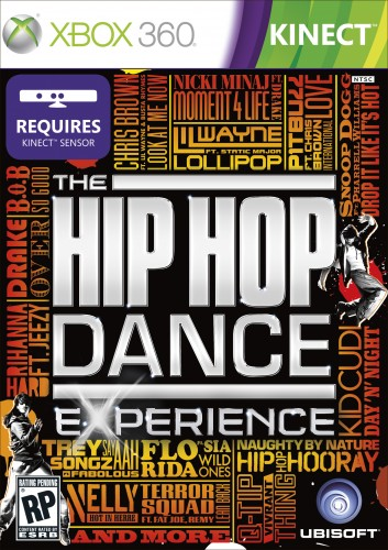 hip hop dance experience, jaquette