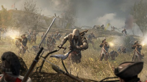 assassin's creed 3,assassin's creed,connor,preview,gamescom 2012,ubisoft