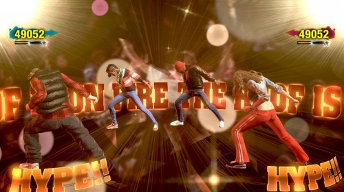 hip hop dance experience, screenshots
