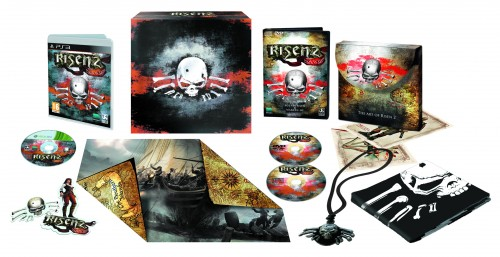 concours,gagner,risen 2,collector,ps3