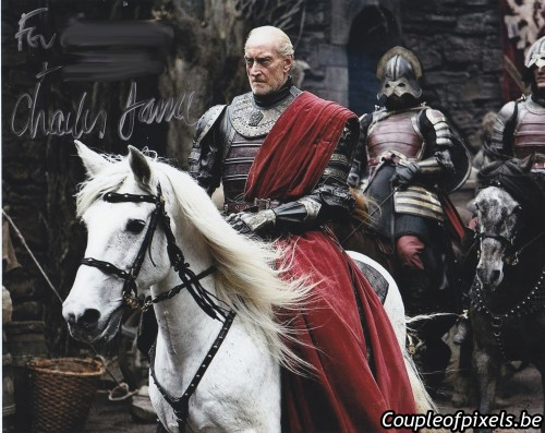 facts 2012,compte-rendu,salon,stars, charles Dance, Tywin Lannister