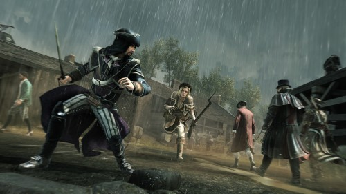 assassin's creed 3,test,ubisoft,connor