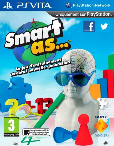smart as, jaquette ps vita