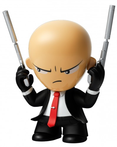 concours,gagner,hitman absolution,figurines