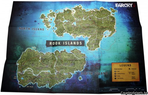 concours,gagner,far cry 3,goodies,ubisoft