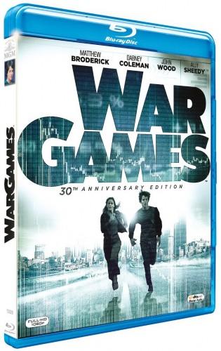 nostalgie,cinéma,war games,geek,blu ray