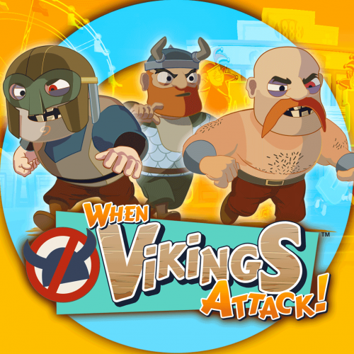When Vikings Attack, PSN, PS3, ps vita, test